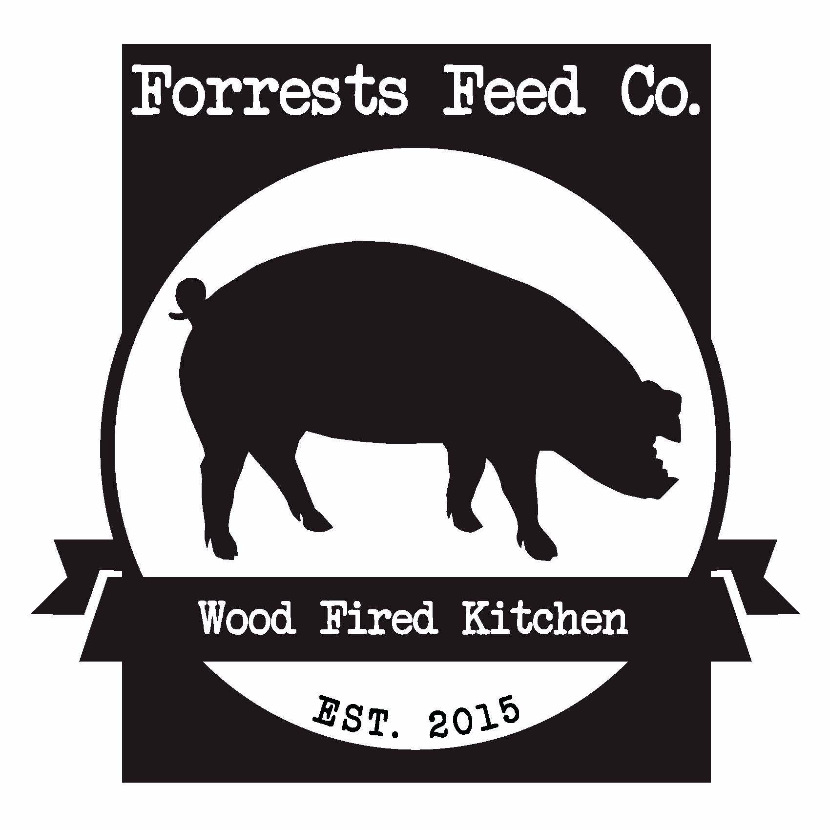 Forrest's Feed Co. logo